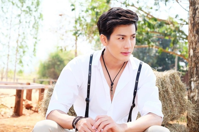 """Mỹ nam hấp dẫn của màn ảnh Thái Lan gây sốt với """"Chiếc lá cuốn bay"""" - 5"""