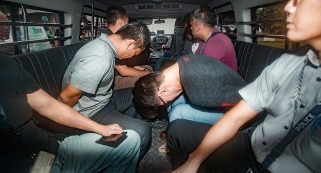 Singapore phạt tù người Việt tham gia vào vụ trộm dầu quy mô lớn - 1