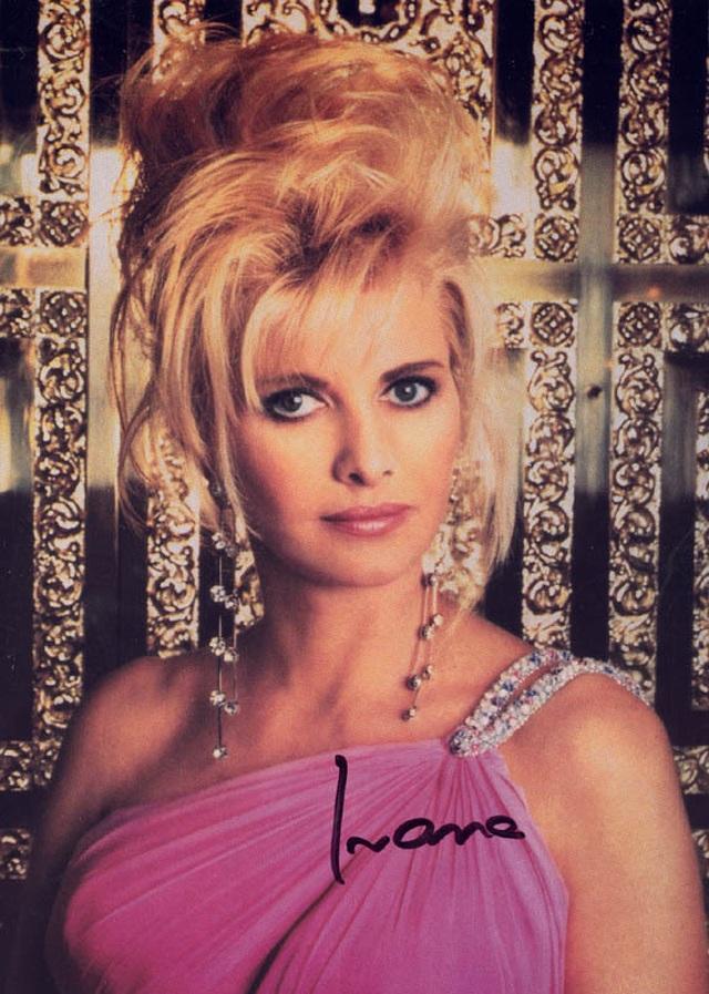 Hình ảnh mới về cựu người mẫu Ivana Trump  - 5