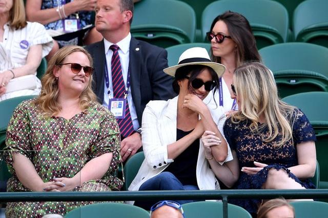 Công nương Kate Middleton diện váy gần 4000 USD đi xem tennis - 8