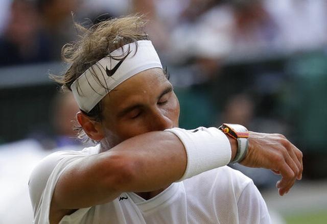 Đánh bại Nadal, Federer tiến vào chung kết gặp Djokovic - 4