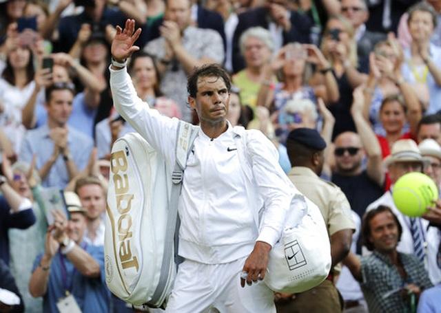 """Rafael Nadal: """"Federer xứng đáng giành chiến thắng"""" - Ảnh minh hoạ 2"""