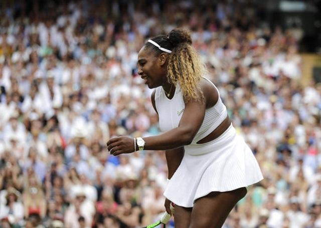 Đánh bại Serena Williams, Simona Halep vô địch Wimbledon 2019 - 3