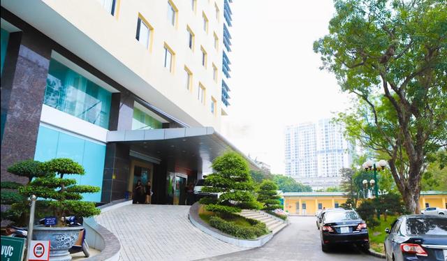 Bệnh viện Phụ sản Hà Nội: Nâng cấp cơ sở hạ tầng để phục vụ tốt hơn - 1