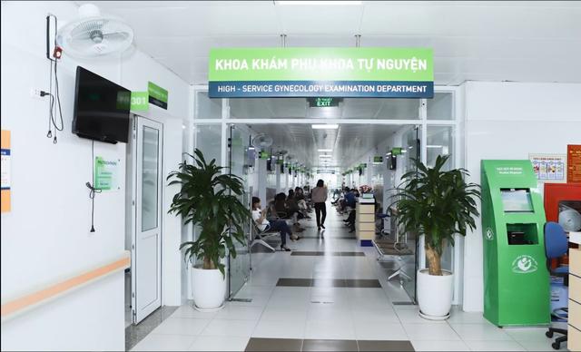 Bệnh viện Phụ sản Hà Nội: Nâng cấp cơ sở hạ tầng để phục vụ tốt hơn - 4