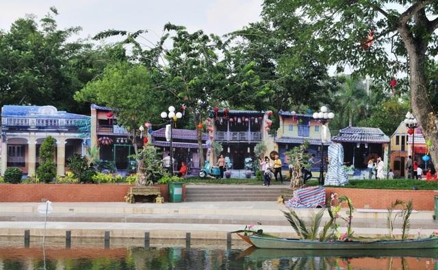 Thưởng ngoạn cảnh quê bình dị ngay giữa phố thị Đồng Tháp - 12
