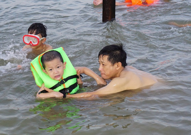 Phòng chống đuối nước, Nghệ An sẽ đưa môn bơi vào trường học - 4