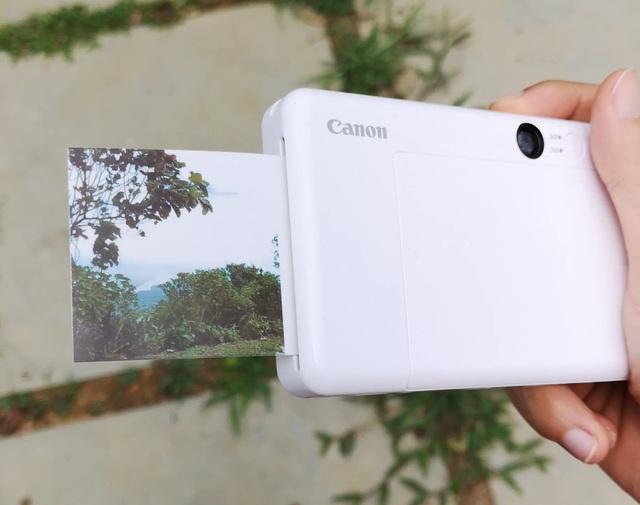 Canon ra mắt máy ảnh chụp lấy ngay tại thị trường Việt Nam, giá từ 4 triệu đồng - 4
