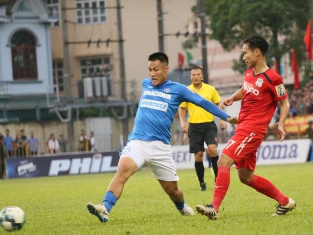 HA Gia Lai thảm bại trước Than Quảng Ninh - 3