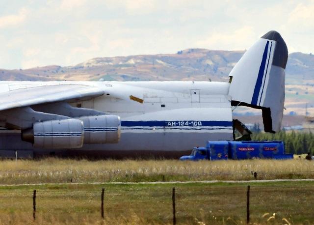 """Cận cảnh lô """"Rồng lửa"""" S-400 đầu tiên Nga chuyển cho Thổ Nhĩ Kỳ - 2"""