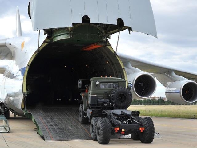 """Cận cảnh lô """"Rồng lửa"""" S-400 đầu tiên Nga chuyển cho Thổ Nhĩ Kỳ - 5"""