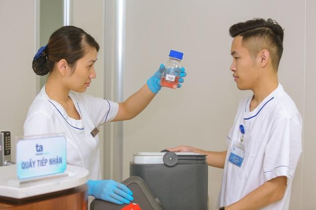 Ngân hàng Tế bào gốc đầu tiên tại Việt Nam chính thức đi vào hoạt động - 2
