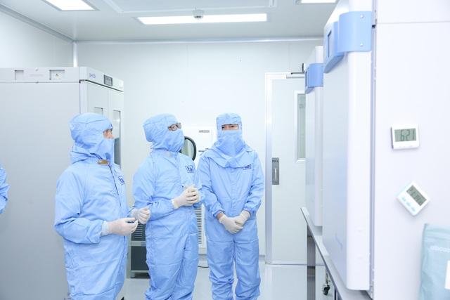 Ngân hàng Tế bào gốc đầu tiên tại Việt Nam chính thức đi vào hoạt động - 5