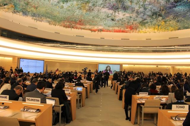 LHQ thông qua Nghị quyết về quyền con người do Việt Nam là đồng tác giả - 2