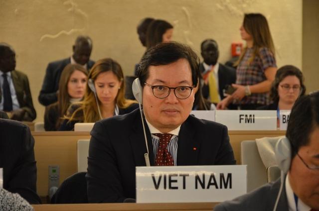 LHQ thông qua Nghị quyết về quyền con người do Việt Nam là đồng tác giả - 1