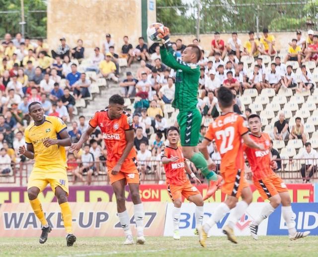 SHB Đà Nẵng khiến Hải Phòng kéo dài mạch trận không thắng - 1
