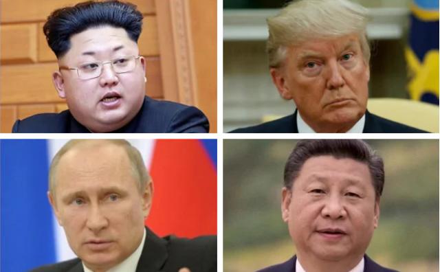 Hé lộ điều ông Kim Jong-un mong mỏi trong cuộc gặp với các nhà lãnh đạo - 1