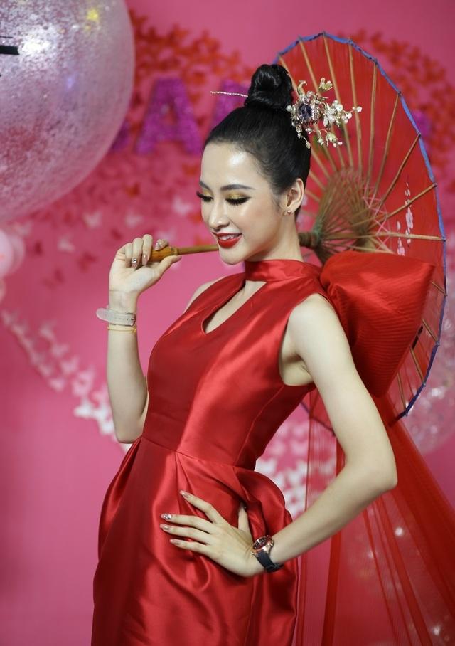 Angela Phương Trinh tái xuất rạng rỡ sau gần 1 năm im ắng - 4