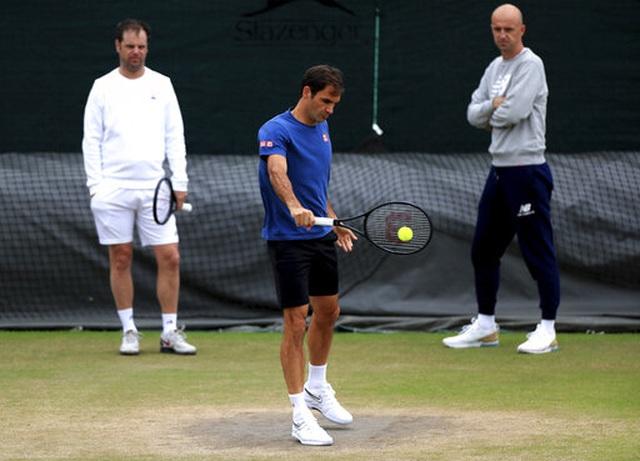 Đánh bại Federer ở ba loạt tie-break, Djokovic vô địch Wimbledon 2019 - 3