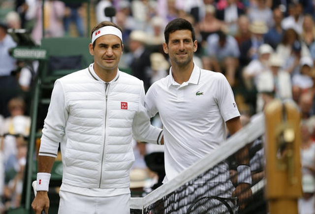 Đánh bại Federer ở ba loạt tie-break, Djokovic vô địch Wimbledon 2019 - 4