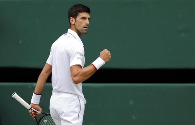 Đánh bại Federer ở ba loạt tie-break, Djokovic vô địch Wimbledon 2019 - 5