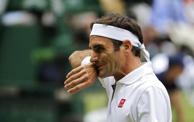 Đánh bại Federer ở ba loạt tie-break, Djokovic vô địch Wimbledon 2019 - 6