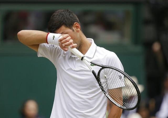 Đánh bại Federer ở ba loạt tie-break, Djokovic vô địch Wimbledon 2019 - 7
