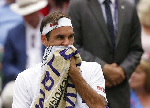 Đánh bại Federer ở ba loạt tie-break, Djokovic vô địch Wimbledon 2019 - 8