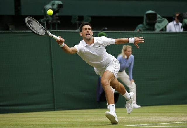 Đánh bại Federer ở ba loạt tie-break, Djokovic vô địch Wimbledon 2019 - 9