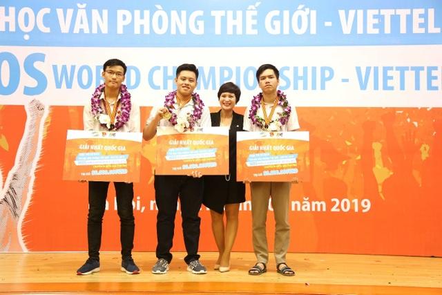 Cuộc thi MOSWC và chặng đường 10 năm hiện thực hóa khát vọng nâng cao chất lượng nhân lực Việt - 3