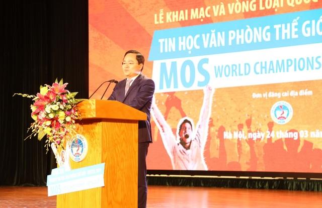 Cuộc thi MOSWC và chặng đường 10 năm hiện thực hóa khát vọng nâng cao chất lượng nhân lực Việt - 4