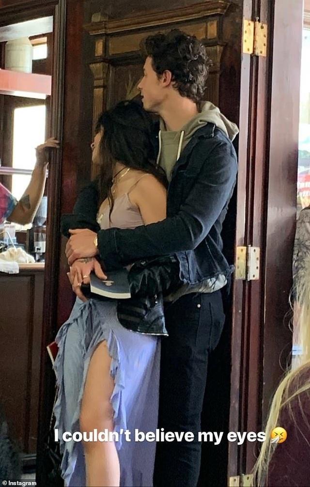 Camila Cabello công khai hò hẹn với Shawn Mendes - 3