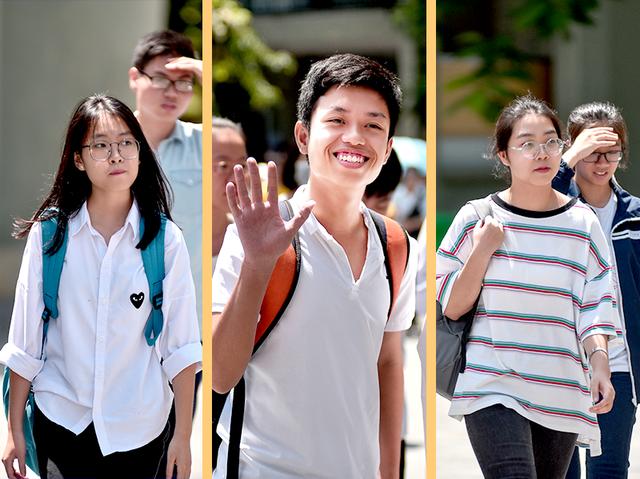 Bộ GD-ĐT công bố phổ điểm tổ hợp các môn thi xét tuyển đại học 2019 - 1