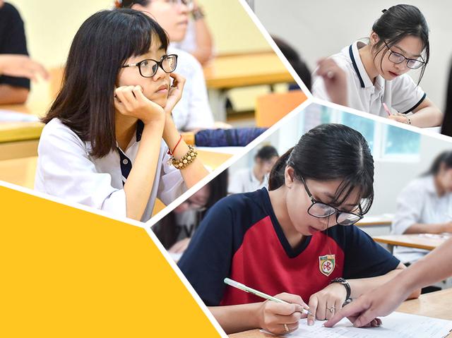Hơn 542.000 thí sinh đạt điểm dưới trung bình môn tiếng Anh THPT quốc gia 2019 - 2