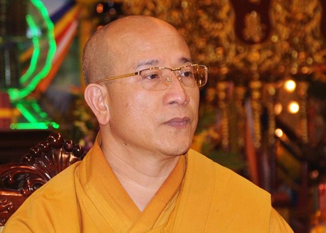Trụ trì chùa Ba Vàng chính thức bị bãi nhiệm mọi chức vụ trong Giáo hội - 1