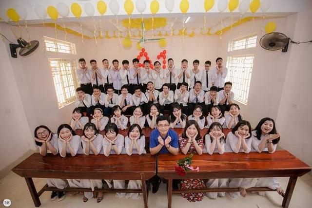 Niềm vui mùa tuyển sinh của một lớp học ở huyện nghèo - 1