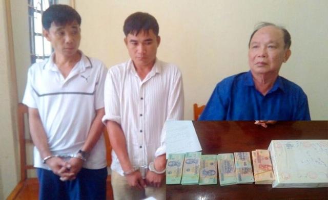 Vận chuyển thuê 3 bánh heroin từ Thanh Hóa ra Hà Nội với giá 30 triệu đồng - 1