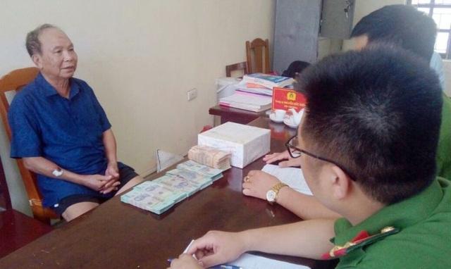 Vận chuyển thuê 3 bánh heroin từ Thanh Hóa ra Hà Nội với giá 30 triệu đồng - 2