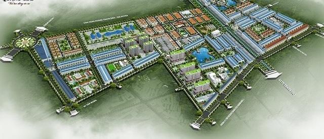 Dự án khu đô thị Phú Quý ở Hải Dương: 4 bộ cùng cho ý kiến việc giao chủ đầu tư - 1
