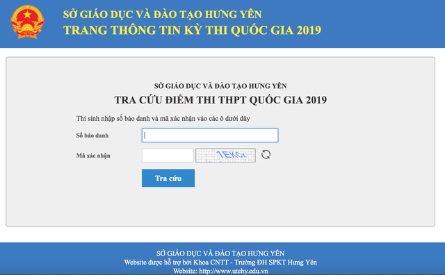 63 tỉnh, thành hoàn tất công bố điểm thi THPT quốc gia 2019 - 2