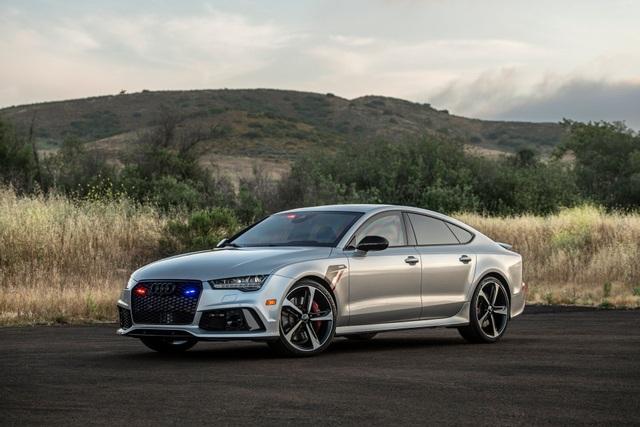 Biến Audi RS7 Sportback thành xe bọc thép nhanh nhất thế giới - 3