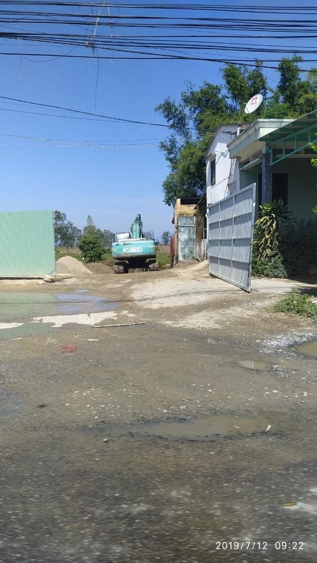 Bến bãi cát sỏi hoạt động trái phép ở Quảng Nam