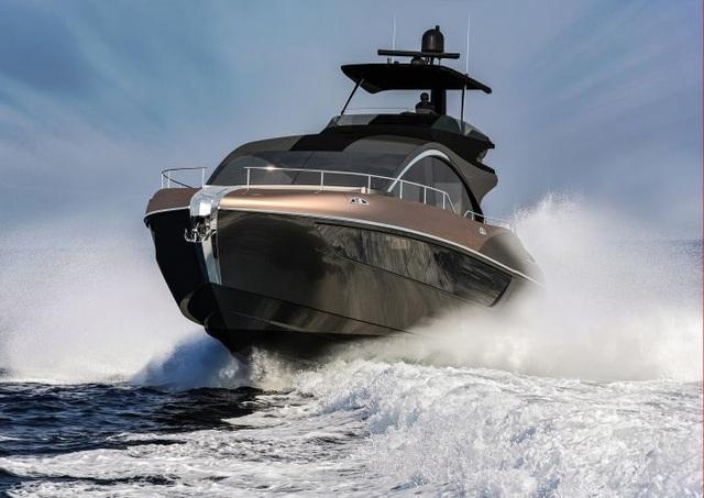 Chiêm ngưỡng chiếc du thuyền hạng sang đầu tiên của Lexus - 1