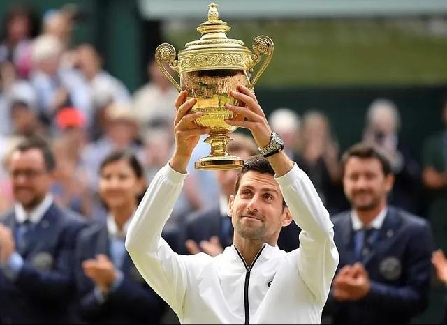 Đánh bại Federer ở ba loạt tie-break, Djokovic vô địch Wimbledon 2019 - 1