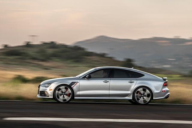 Biến Audi RS7 Sportback thành xe bọc thép nhanh nhất thế giới - 5