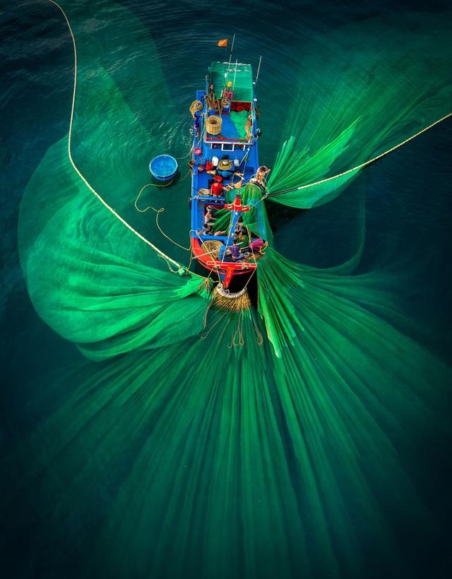 Việt Nam trong những khoảnh khắc tuyệt đẹp nhìn từ không trung - 1