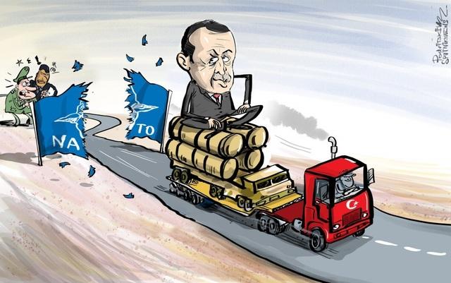 Thổ Nhĩ kỳ và S-400: Vũ khí làm chính trị - 1