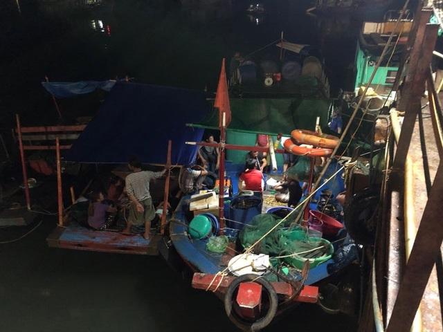 Bé trai 4 tuổi trượt chân rơi từ trên thuyền xuống biển Hạ Long - 3