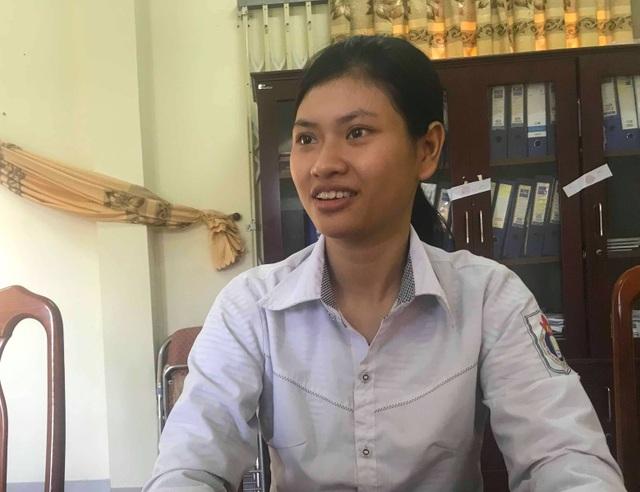 Nữ sinh trường làng xứ Nghệ đạt thủ khoa khối A toàn tỉnh - 1