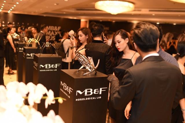 Thương hiệu đồng hồ độc lập MBF ra mắt giới sưu tập xa xỉ tại Việt Nam - 2
